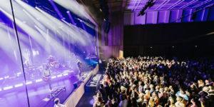 Bühne am FL1.LIFE in Schaan 2019