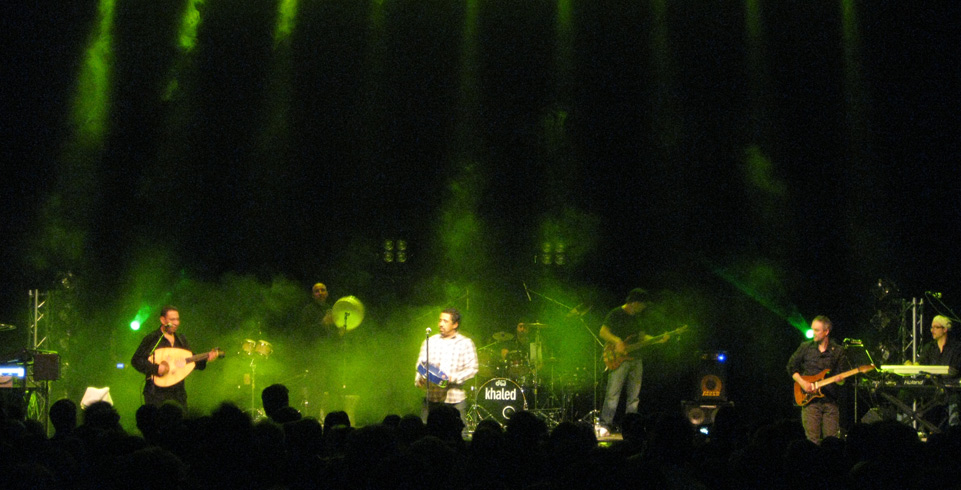 Khaled Konzert