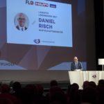 Daniel Risch am Wirtschaftswunder in Schaan 2017