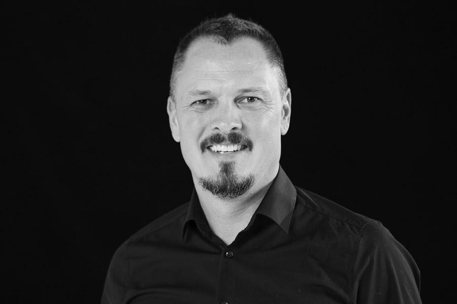 Geschäftsführer Jörg Ganteinbein