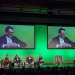 Diskussion am Finanzforum 2018