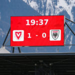 LED Wand Rheinparkstadion Vaduz
