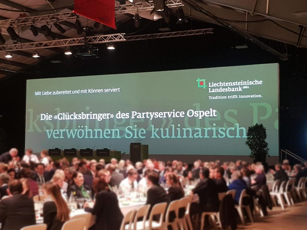 Liechtensteinische Landesbank Generalversammlung 2019