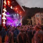 Staatsfeiertag Liechtenstein 2019 Bühne