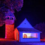 Lichtinszenierung Kapelle St.Mamerta Triesen