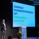 Diego Gabathuler CEO von Ivoclar Vivadent referiert am Unternehmertag 2020