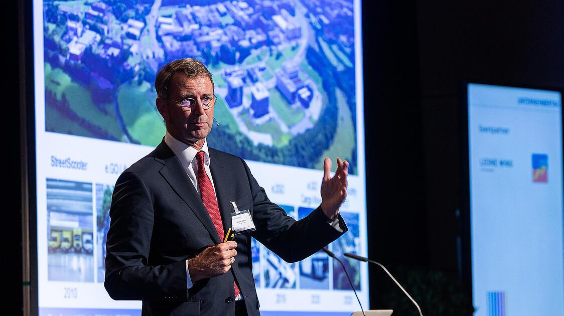 Günther Schuh referiert am Unternehmertag 2020