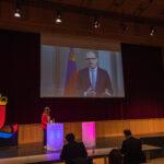 Ansage von Daniel Risch am digitalen Event Investor Summit 2020