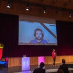 Live-Videokonferenz am digitalen Event Investor Summit