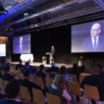 Daniel Risch am Finance Forum 2021