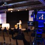 Live-Video am Finance Forum 2021